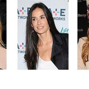 Celebrity nosí konfekci