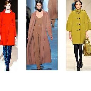 Trendy kabáty podzim-zima 2011-2012