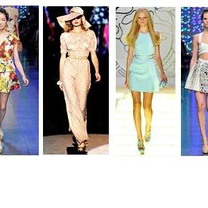 Módní trendy jaro/léto 2012