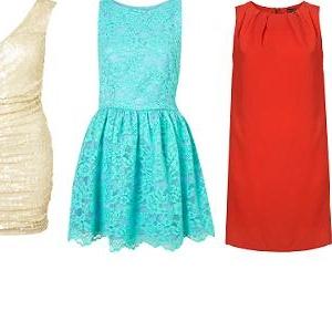 Nejlepší šaty - Léto 2012