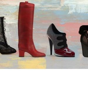 Trendy v obuvi podzim-zima 2012/2013
