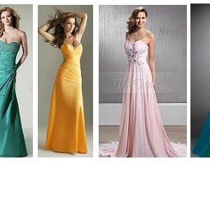 Šaty na maturitní ples - které si vybrat?