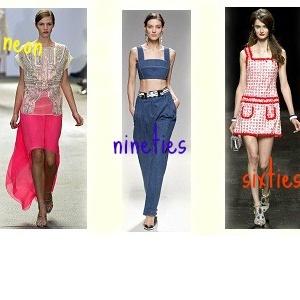 Módní trendy jaro - léto 2013