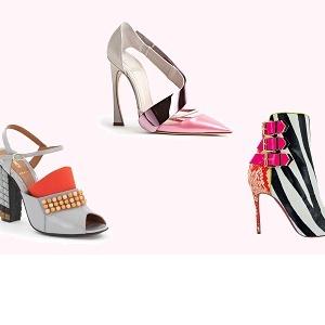 Trendy v obuvi jaro – léto 2013