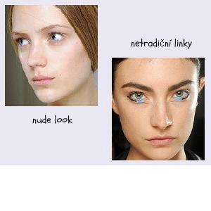 Make up trendy jaro - léto 2013