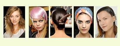 Vlasov� trendy jaro-l�to 2013