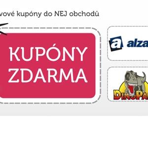 Hit z USA v ČR – slevové kupóny zdarma ke stažení na Skrz.cz