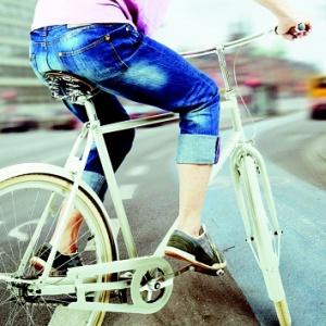 Kolos - sestavte si elegantní jízdní kolo
