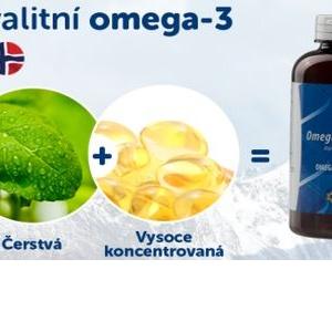 Hubněte díky omega-3