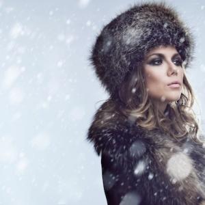 Hvězdný styl v zimě
