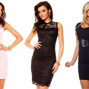 Bohatý výběr dámských šatů. Udělejte si radost pod stromeček