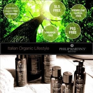 Přírodní kosmetika Philip Martin's je zpět