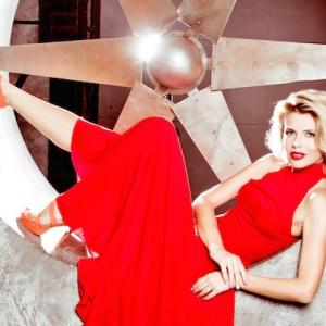 Jahodově červená v módě