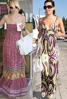 3 – maxi šaty nejsou vhodné pro malé ženy 96d33ab9f8