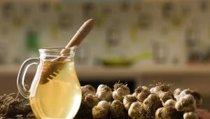 Česnekový sirup proti chřipce
