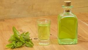 Mátový likér upraví trávení