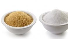 Sůl, cukr a voda proti zácpě