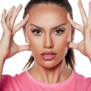 Forehead lift – plastická operace čela
