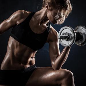 Nechcete být jenom štíhlá? Chcete svaly?