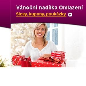 Vánoční nadílka Omlazení.cz - informace pro partnery