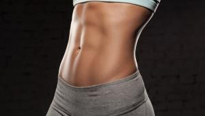 Tajný cvik na břišní svaly
