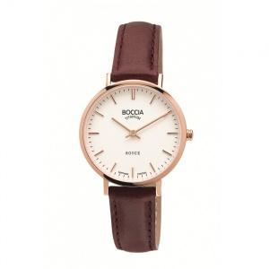Soutěž o dámské titanové hodinky Boccia Titanium