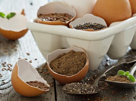 Čím a proč nahradit vajíčka