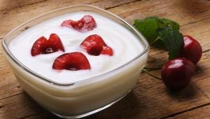Třešně s jogurtem proti zánětům