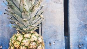 Čerstvý ananas proti zánětům