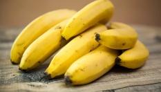 Banánová maska s vločkami na suchou pleť