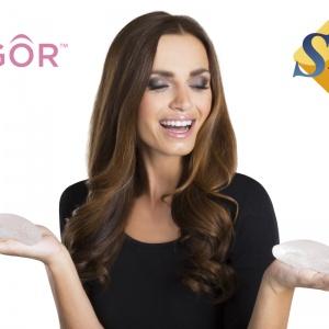 Zvolte bezpečný prsní implantát s přirozeným vzhledem