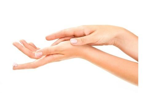 Ruce a nehty jako vizitka