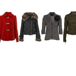 Kabáty a bundy podzim/zima 2010