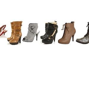 Trendy v obuvi podzim/zima 2010-2011