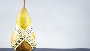 Hruška jako pomocník při hubnutí
