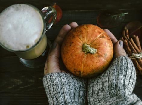 5 superpotravin, které byste měla jíst na podzim