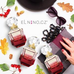 Vyhrajte s Elnino.cz a zažeňte zimu s novým svůdným parfémem