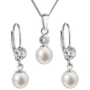 Soutěž o nádhernou stříbrnou sadu perlových šperků