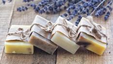 Domácí mýdlo z levandule