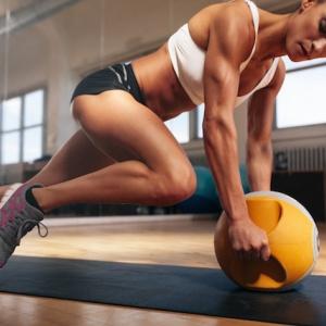 Nejčastější chyby žen na cestě za fitness tělem