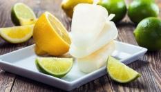 Nanuky na nachlazení z echinacei, zázvoru, citrónu