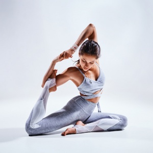 Vyměňte léky na nespavost za cvičení jógy