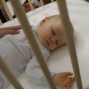 Aby vaše děťátko dobře spalo