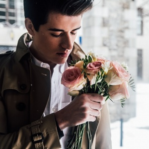 Vyznejte lásku květinou