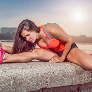 6 tipů, jak si užít cvičení v horkých dnech