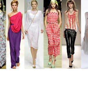 Módní trendy jaro-léto 2011
