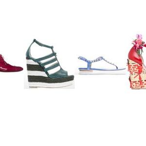 Trendy v obuvi pro jaro/léto 2011