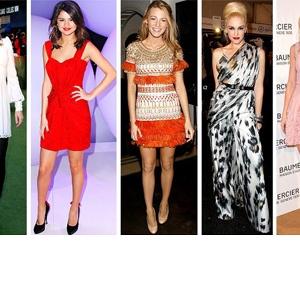 Hvězdy nosí trendy 2011