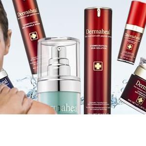 S Dermaheal Cosmeteutical ute�ete vr�sk�m