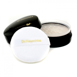 Pudry sypké Dr. Hauschka Loose Translucent Face Powder